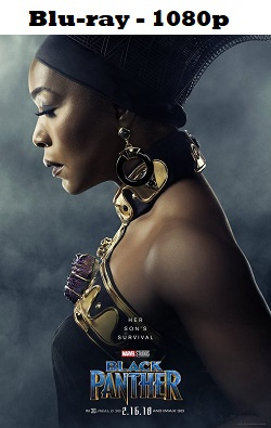 Black Panther (2018) Blu-ray 1080p